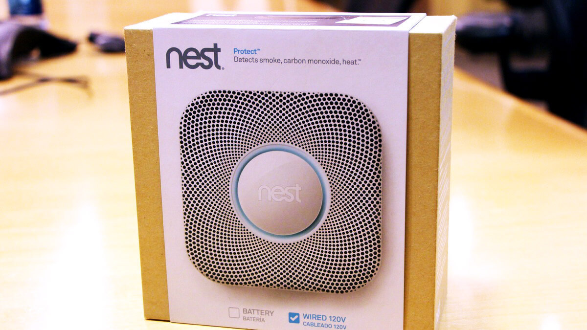 Nest Builds a Smart Smoke Detector With Fewer False Alarms