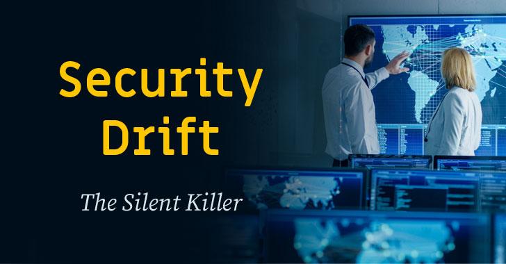 Security Drift – The Silent Killer
